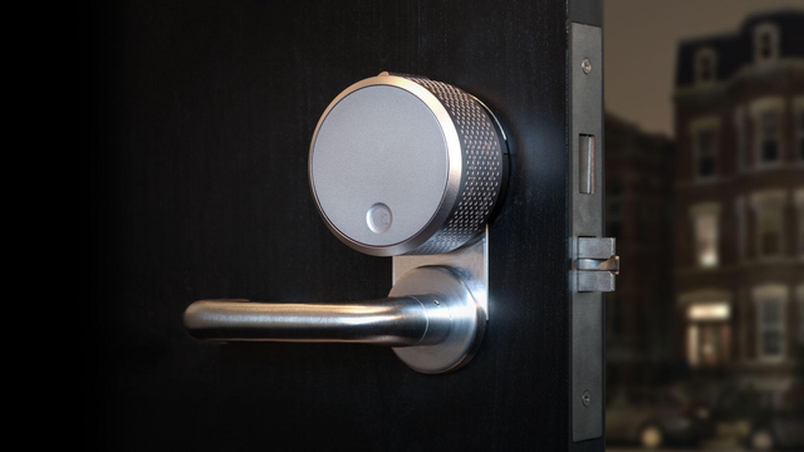 August Smart Lock Euro Cylinder