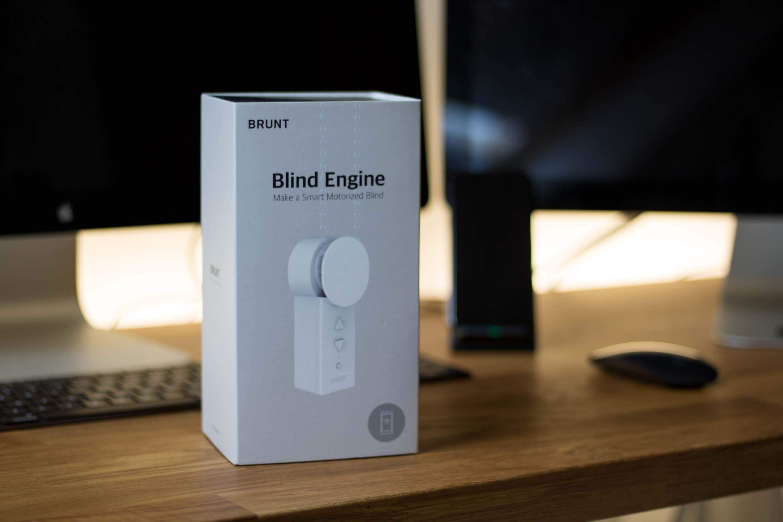 Brunt Blind Engine Box